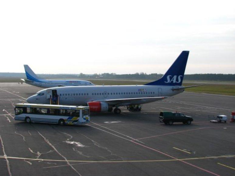 Į Oslą jau galima skristi ir iš Palangos oro uosto.
