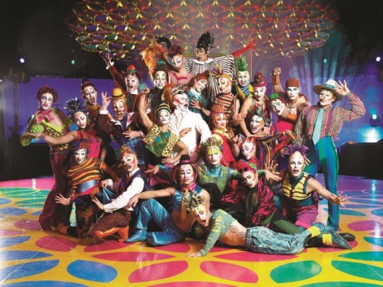 """Cirque du Soleil"" trupė"