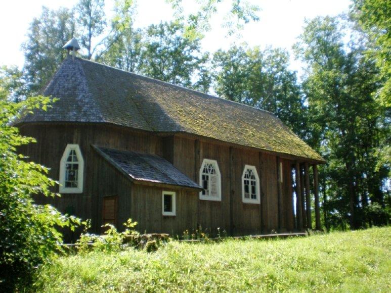 Stelmužės Viešpaties Jėzaus Kryžiaus bažnyčia