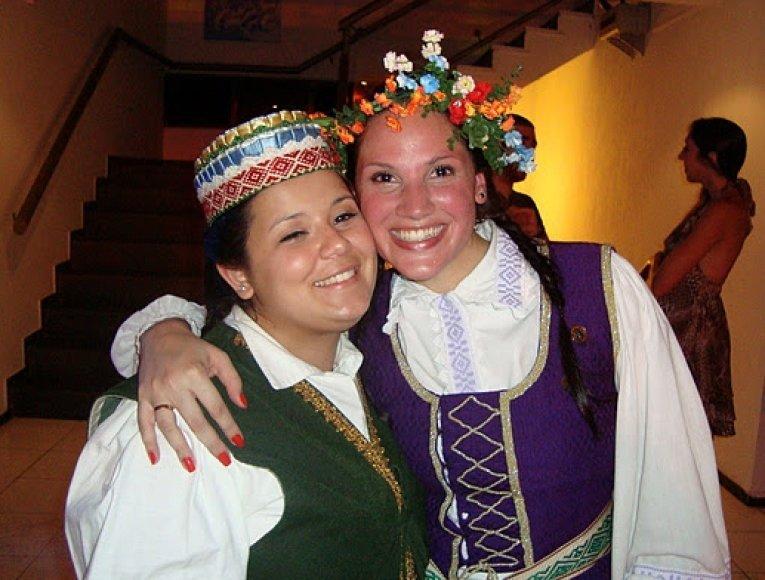 Brazilijos lietuvių bendruomenės susibūrimas