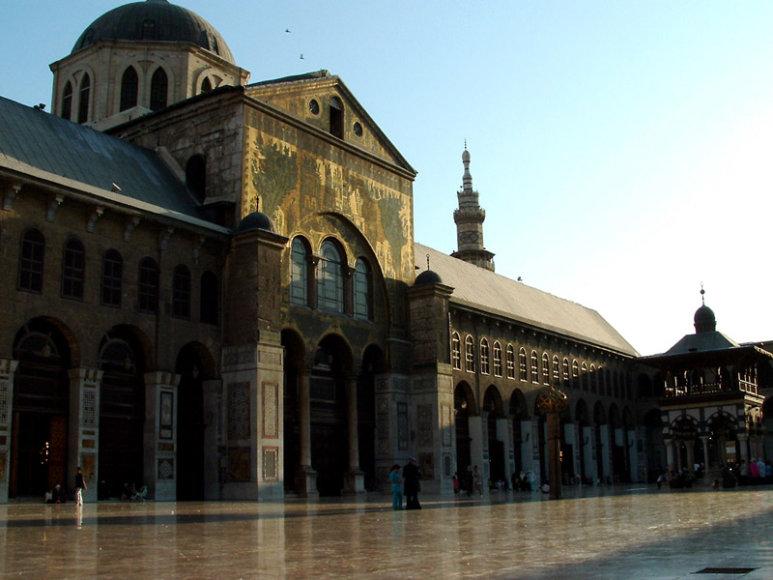Umayyad mečetė