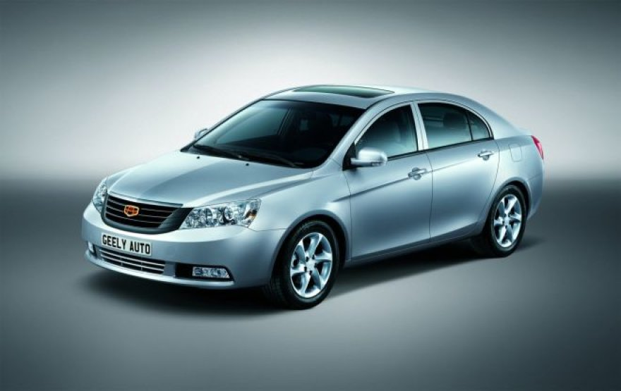 """Geely Emgrand EC7"""