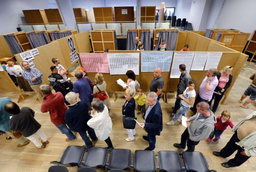 Rinkimai Belgijoje