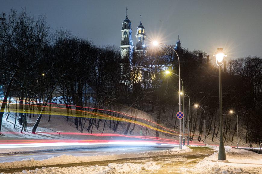 Luko Balandžio / 15min nuotr./Vilniaus senamiestis