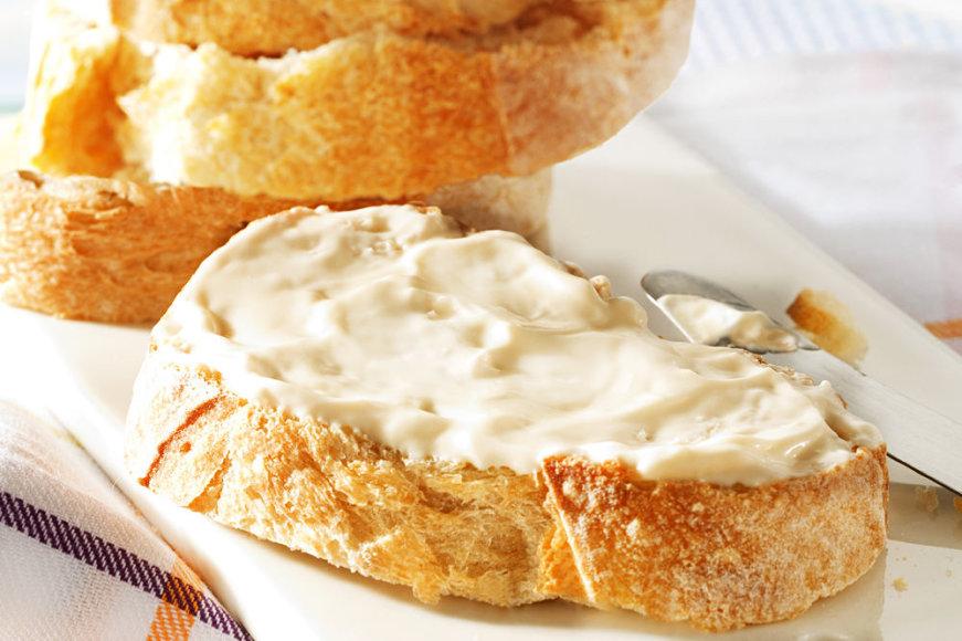 Duona su lydytu sūreliu