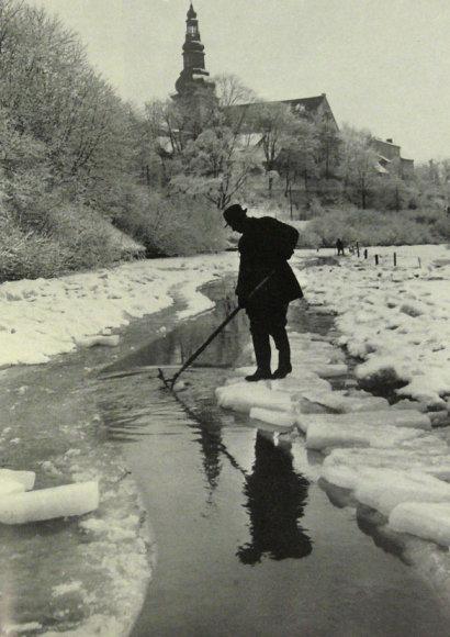 Įsrutis, apie 1930 m.
