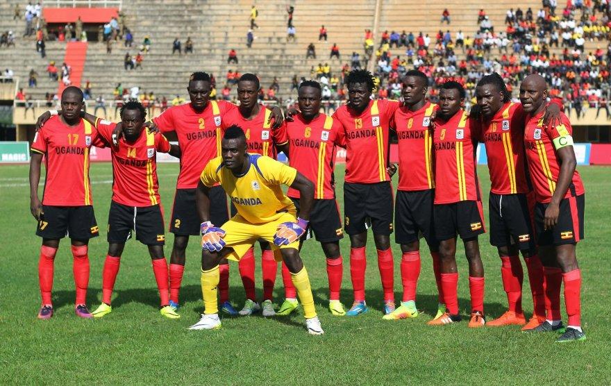 """""""Scanpix"""" nuotr./Ugandos futbolo rinktinė"""