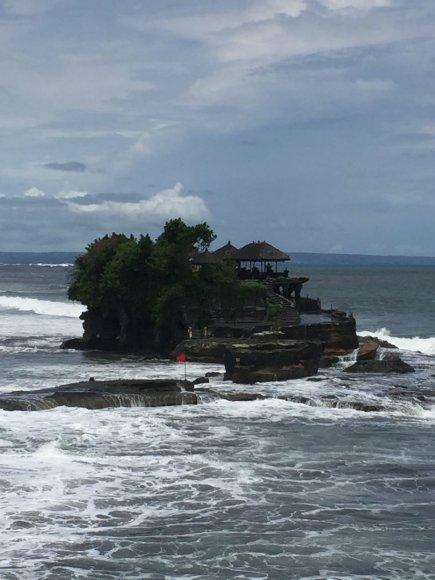 Asmeninio albumo nuotr./Živilės ir Edgaro Lubių įspūdžiai iš Balio