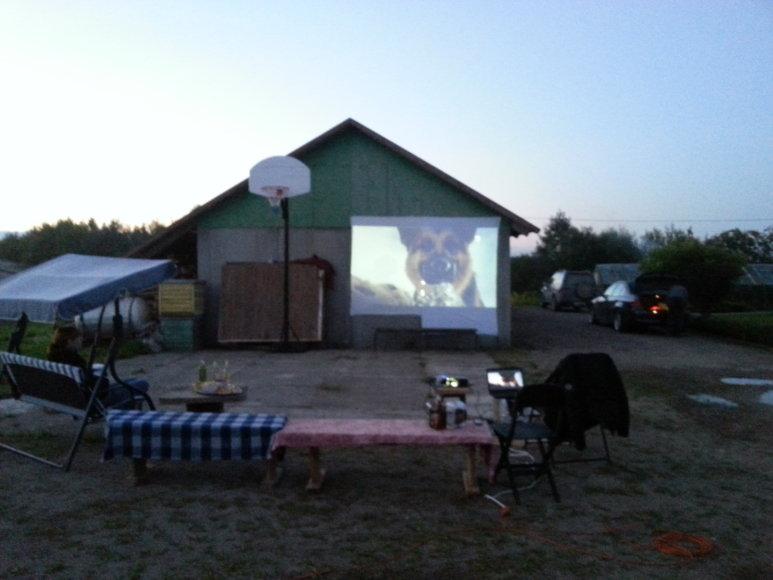 Sirgalių arena Ignalinos rajone