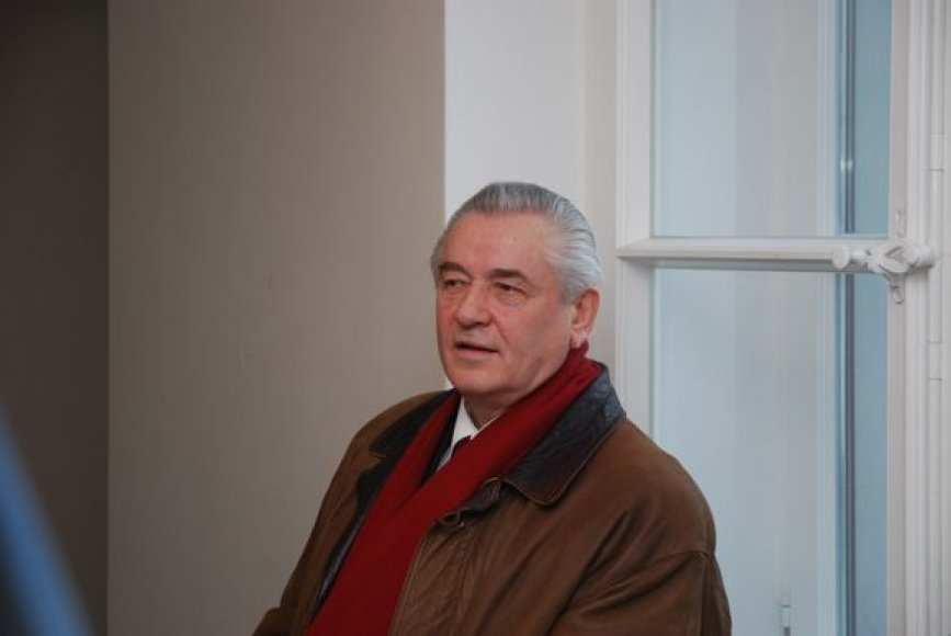R.Visokavičius teisme