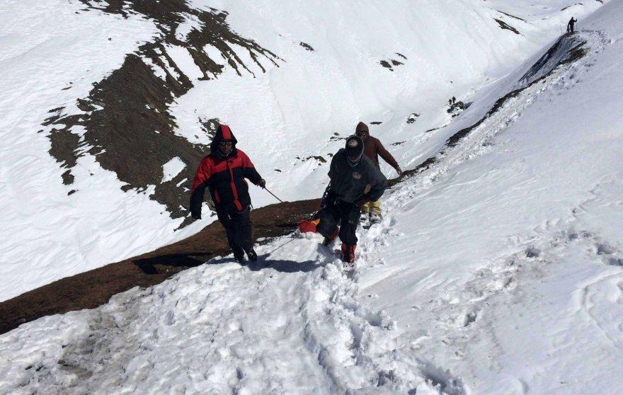 Gelbėjimo operacija Nepale