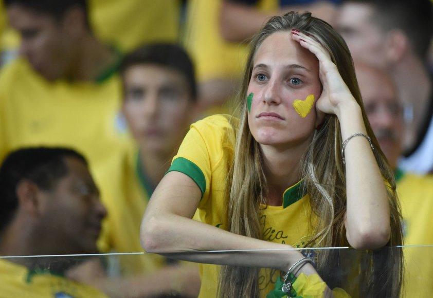 Brazilijos futbolo rinktinės gerbėjai