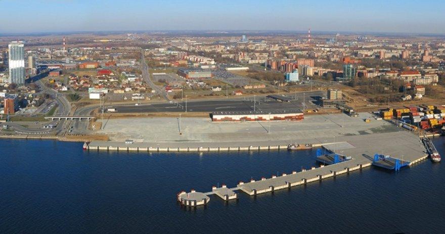 Centrinis Klaipėdos terminalas