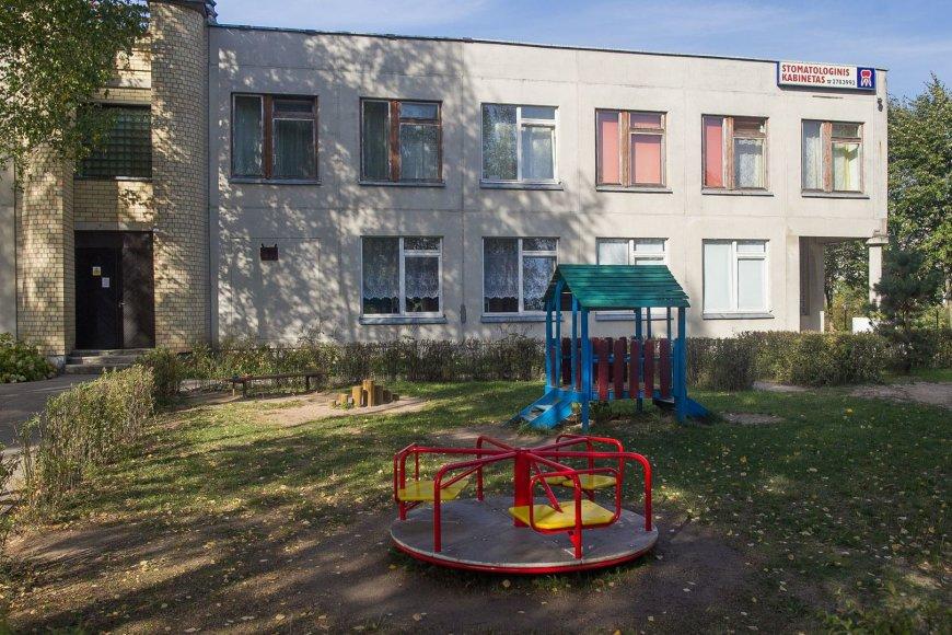 """S. Stanevičiaus gatvėje darželis """"Vėrinėlis"""""""
