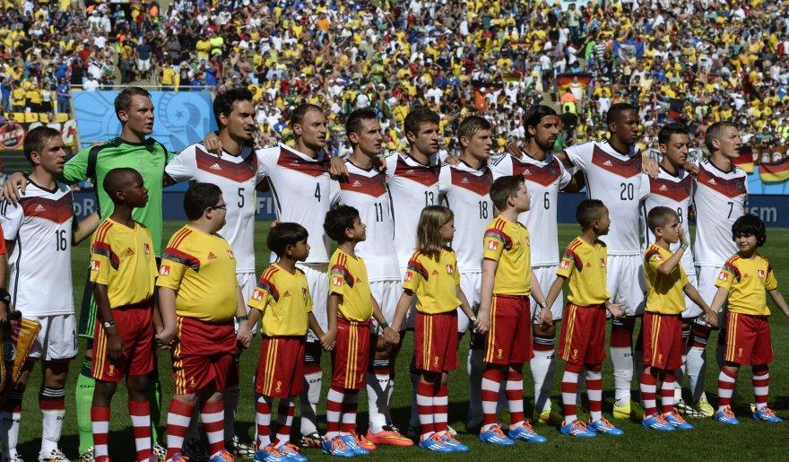 Vokietijos futbolo rinktinė