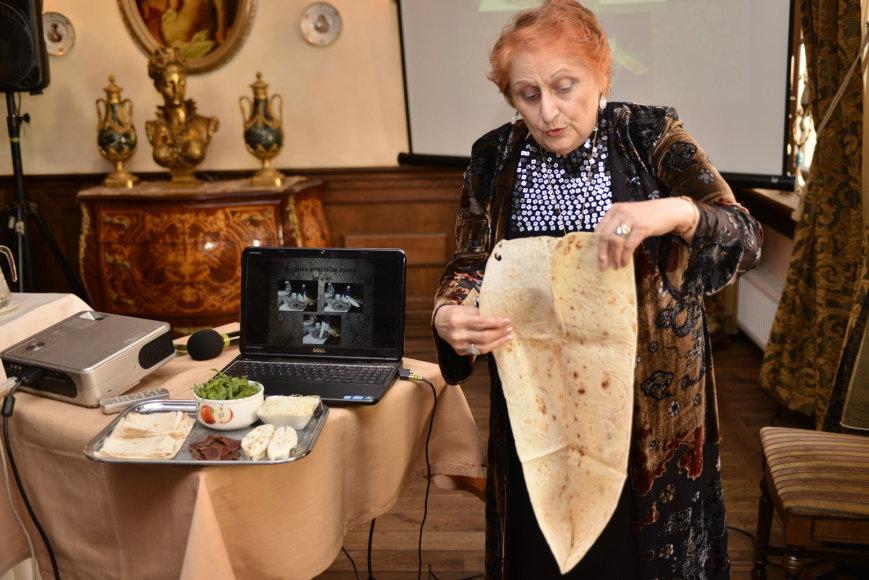 Kaune vyko pasaulio šalių kulinarijos renginys