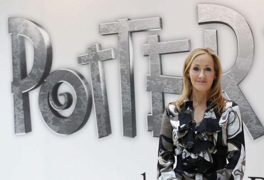 Rašytoja  J. K. Rowling