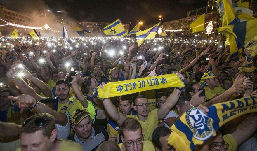 """""""Maccabi"""" sirgaliai"""