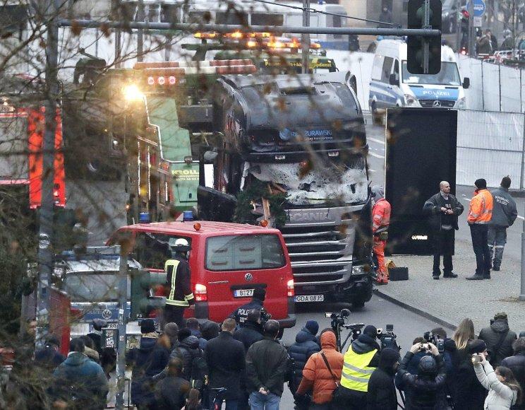 Išpuolis Berlyne
