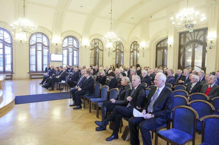 Lietuvos mokslų akademijos narių visuotinis susirinkimas