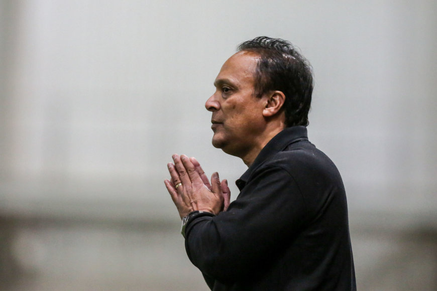 """Stumbro"" treneris Mariano Barreto"
