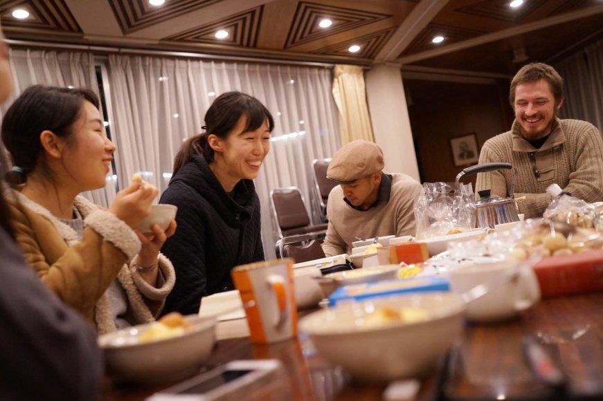 Studijos Tarptautiniame krikščioniškame universitete Japonijoje