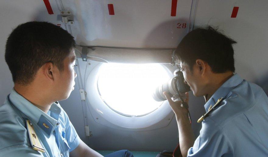 """Iš Kvala Lumpūro į Pekiną skridusio ir dingusio """"Malaysia Airlines"""" lėktuvo paieškos"""