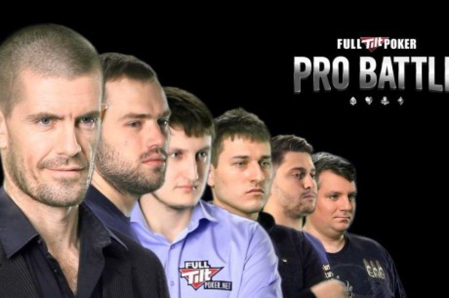 """""""Full Tilt Poker.net Pro Battle"""""""