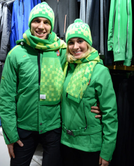Isabella Tobias ir Deividas Stagniūnas (pliadisphoto.lt)