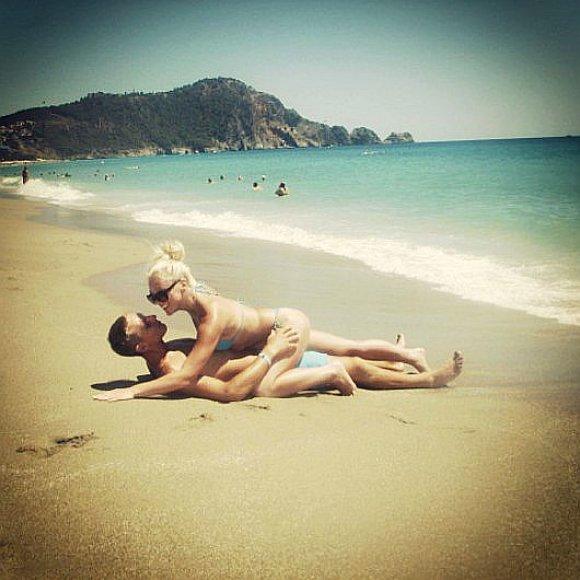 """""""Bikinio porelė"""". Simona ir Rokas Turkijoje"""