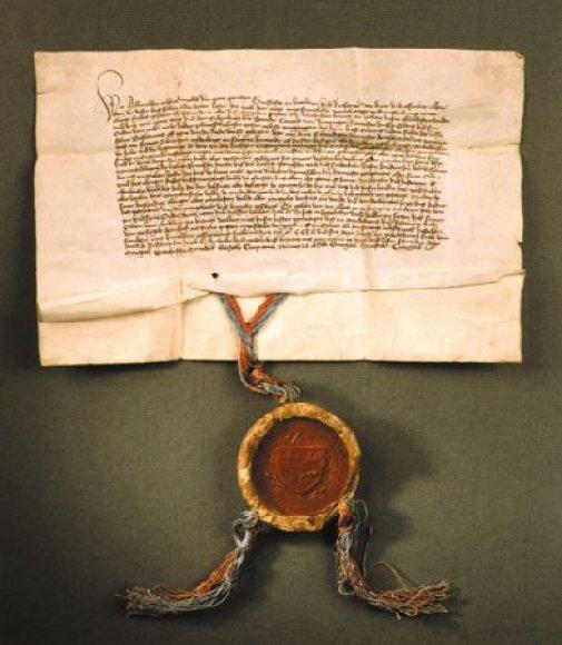 Vytauto Didžiojo raštininkai buvo ypač jam atsidavę svetimšaliai