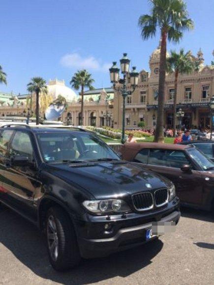 BMW Monte Karle
