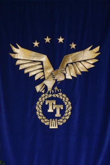 """Partijos """"Tvarka ir teisingumas"""" logotipas"""