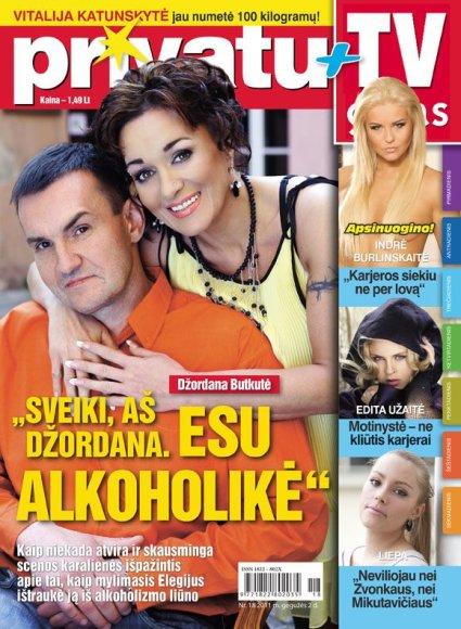 Džordana Butkutė ir Elegijus Strasevičius