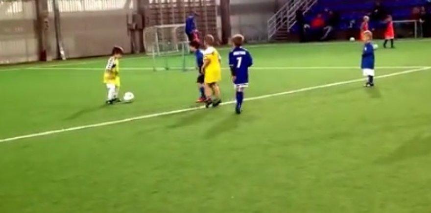 Talentingas lietuvis futbolininkas