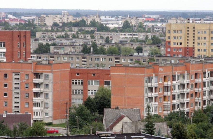 Kaune senos ir naujos statybos butai kainuoja beveik tiek pat