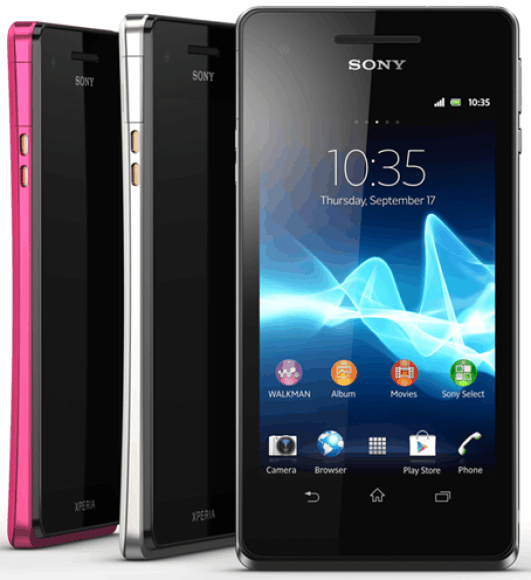 Sony Xperia V LT25i b