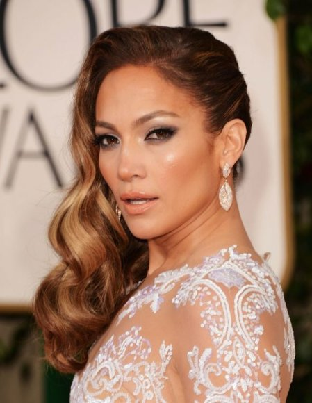 Atlikėja Jennifer Lopez