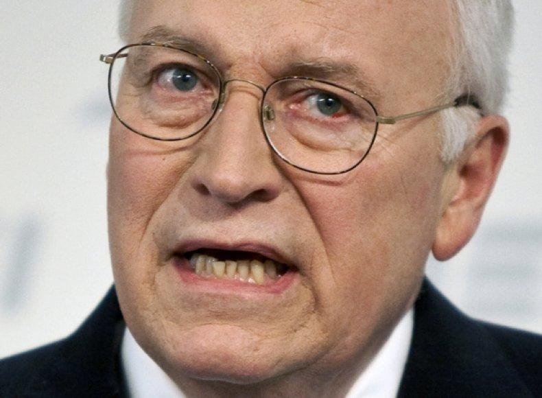 Dickas Cheney
