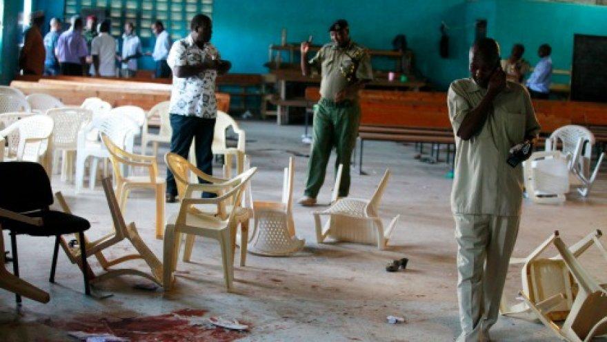 В кенийской церкви расстреляли прихожан, трое погибли