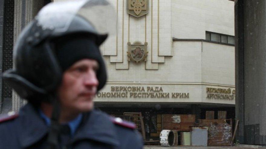 Внутренние войска Украины переведены на усиленный вариант несения службы