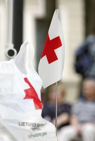 Raudonojo Kryžiaus draugija.