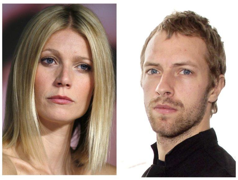 Gwyneth Paltrow ir Chrisas Martinas