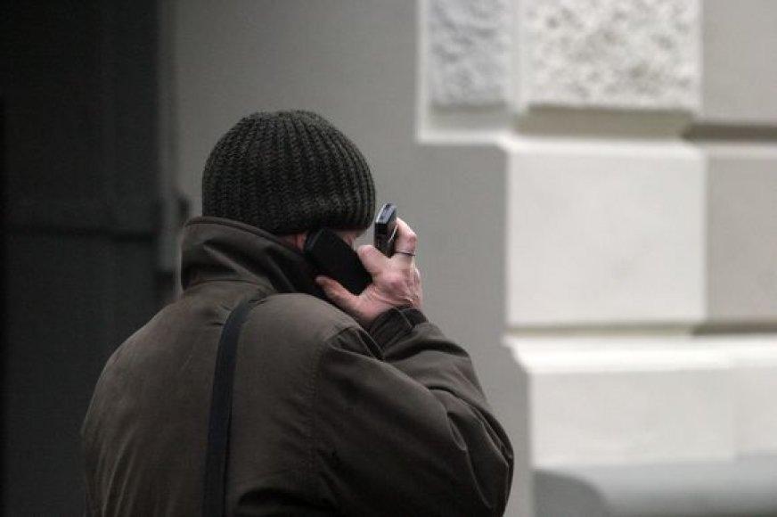 Telefoniniai sukčiai