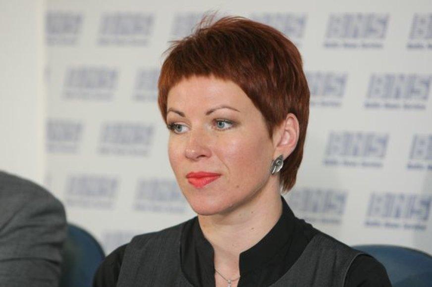 Nacionalinės kurortų asociacijos atsakingoji sekretorė Jurgita Kazlauskienė sako, kad vasarą Palangoje turėtų netrūkti poilsiautojų.