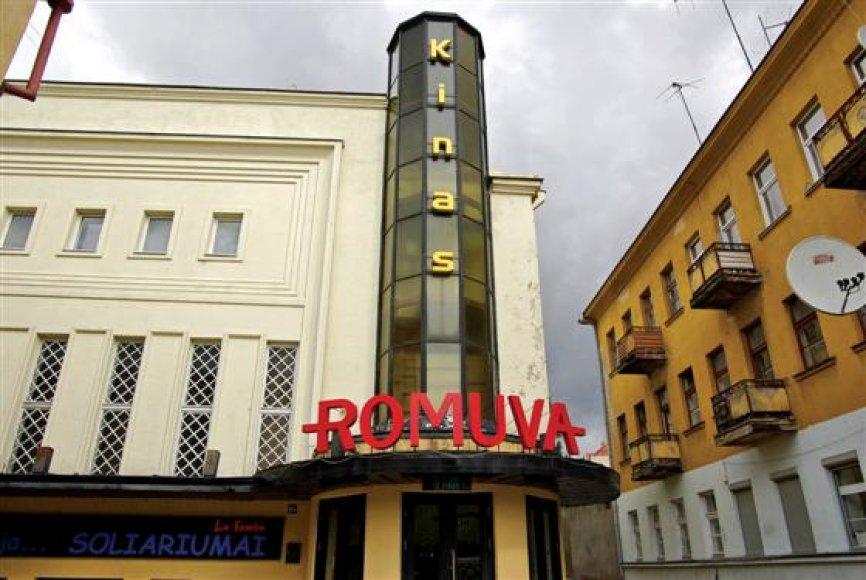 "Kino teatras ""Romuva"""