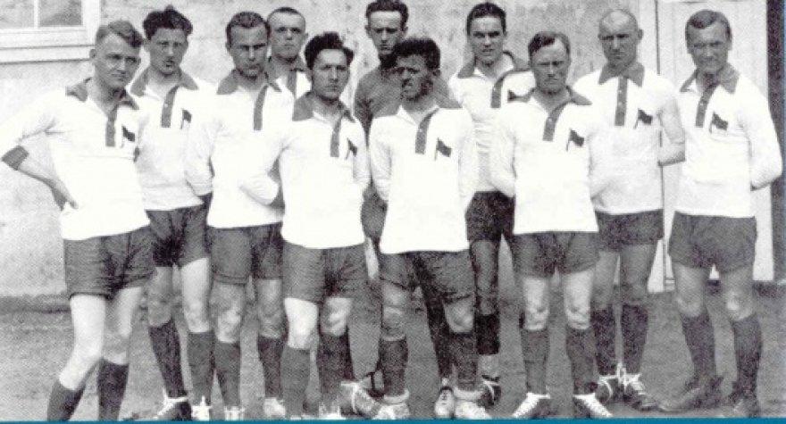 Lietuvos futbolo rinktinė Paryžiaus olimpinėse žaidynėse