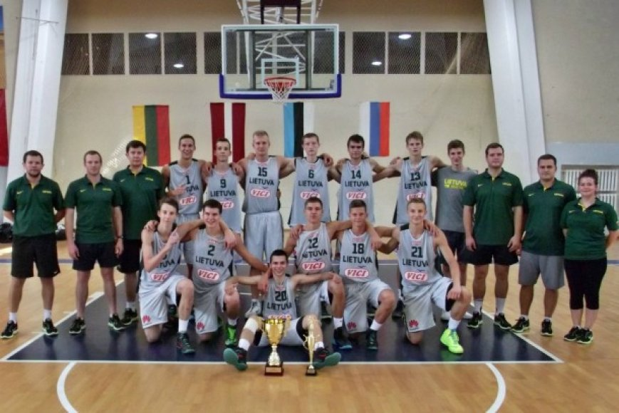 Lietuvos jaunių krepšinio rinktinė