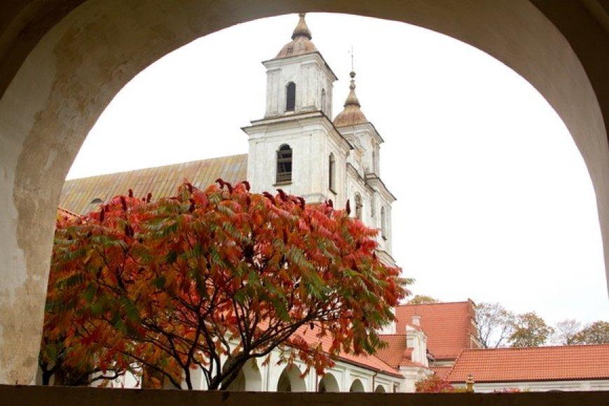 Tytuvėnų bažnyčios ir vienuolyno ansamblis