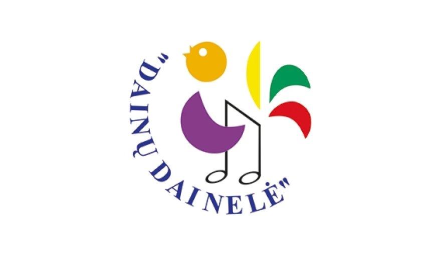 """""""Dainų dainelės"""" logotipas"""